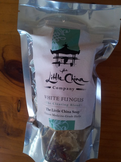 The Little China Company - White Fungus Soup